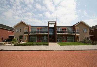 Project: 05038 Nieuwbouw 10 geschakelde woningen te Hengevelde