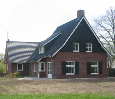 Project: 02062 Nieuwbouwwoning te Enter
