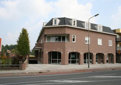 Project: 02046 Appartementen met commerciële ruimte te Hengevelde