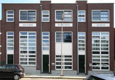 Project: 09047 Nieuwbouw 3 appartementen te Enschede