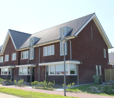 Project: 11070 Nieuwbouw CPO Singelwonen te Borne