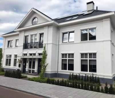 Project: 15055 Nieuwbouw stadsvilla te Enschede