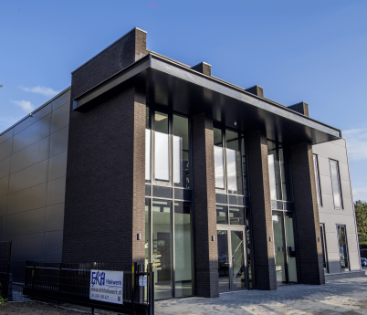 Project: 17086 Nieuwbouw bedrijfshal/kantoor te Hengevelde