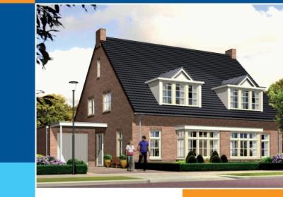 Project: Nieuwbouw 2 onder 1 kap woningen DO02