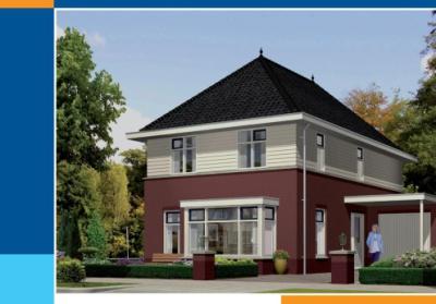 Project: Nieuwbouw vrijstaande woning V01