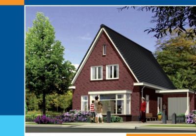 Project: Nieuwbouw vrijstaande woning V02