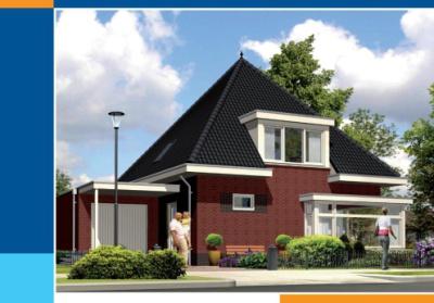 Project: Nieuwbouw vrijstaande woning V04