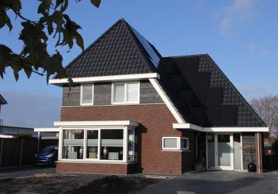 Project: 17036 Nieuwbouwwoning te Goor