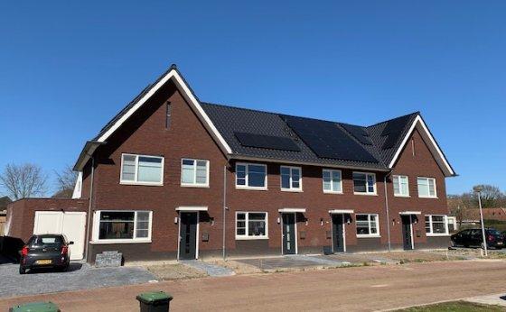 Project: 17014 4 Starterswoningen Marke III Hengevelde
