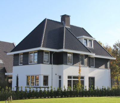 Project: 14052 Nieuwbouwwoning te Delden