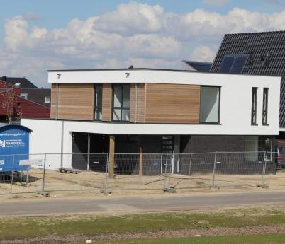 Project: 15042 Nieuwbouw vrijstaande woning Bornsche Maten te Borne