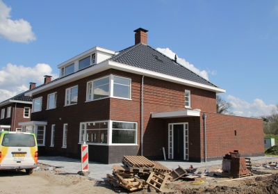 Project: 15040 Dubbele woning Dam Bornsche Maten te Borne