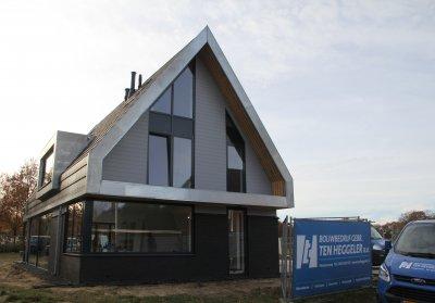 Project: 15110 Nieuwbouwwoning te Delden