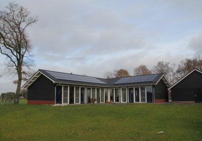 Project: 14077 Nieuwbouw bungalow landelijke stijl te Hengevelde