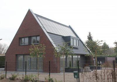 Project: Nieuwbouw vrijstaande woning rand van Hengevelde