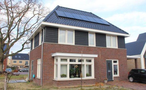 Project: 17010 Nieuwbouw vrijstaande woning te Delden