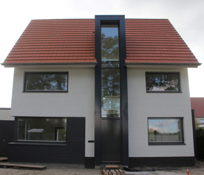Project: 18038 Nieuwbouwwoning te Borne