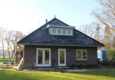 Project: 19055 Verbouw woning te Diepenheim