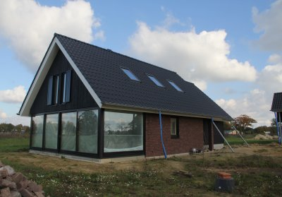 Project: 17071 Nieuwbouwwoning te Hengevelde