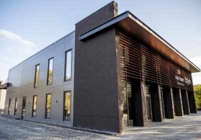 Project: 18014 Nieuwbouw bedrijfshal/kantoor te Hengevelde