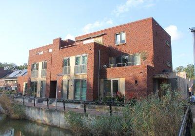 Project: 14018 Vier luxe 2-1 kap woningen met 1 vrijstaande woning project