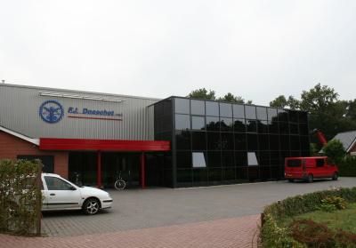 Project: 07007 Nieuwbouw bedrijfshal Doeschot te Hengevelde