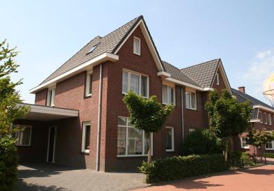 Project: 04058 Nieuwbouw 2 onder 1 kap woningen te Hengevelde