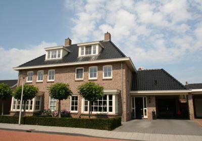 Project: 05014 Nieuwbouw 2 onder 1 kap woningen te Hengevelde