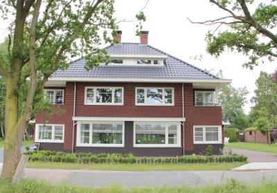Project: 11084 Nieuwbouw 2 onder 1 kap woningen te Enschede