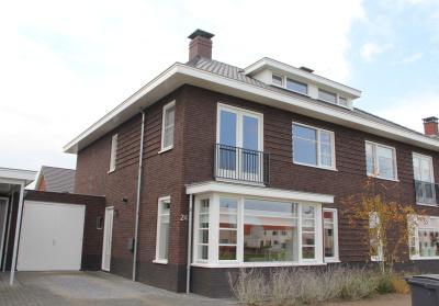 Project: 13045 Nieuwbouw 2 onder 1 kap woningen te Borne