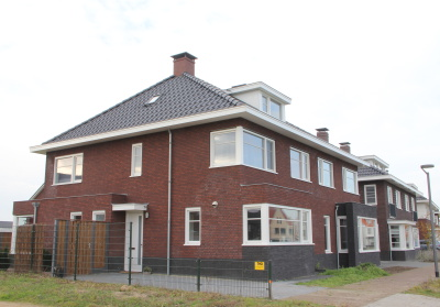 Project: 14024 Nieuwbouw 2 onder 1 kap woningen te Borne