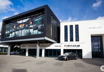 Project: 15089 Entreezuil FirstGear te Almelo