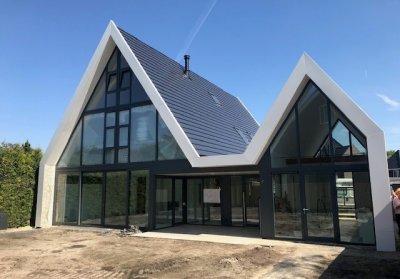 Project: 14033 Nieuwbouw vrijstaande woning te Delden