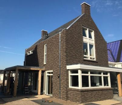 Project: 17067 Nieuwbouwwoning te Harderwijk