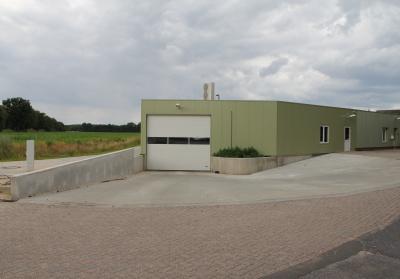 Project: 11017 Nieuwbouw bedrijfshal te Duitsland