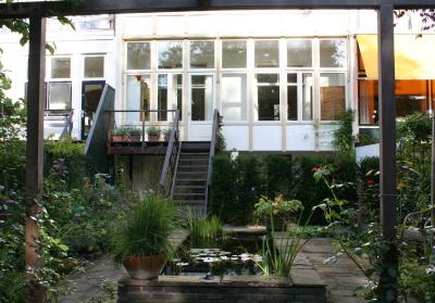 Project: 03022 Aanbouw van een serre te Zutphen