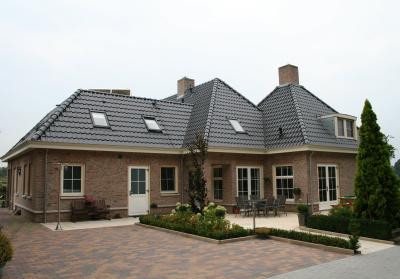 Project: 03015 Nieuwbouw 2 onder 1 kap woningen te Hengevelde