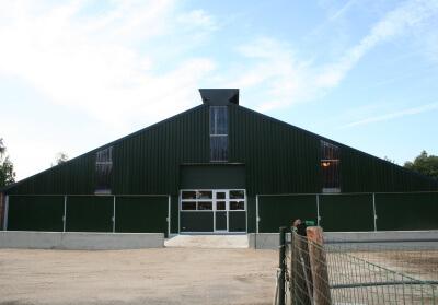 Project: 06035 Nieuwbouw stierenstal te Ambt Delden