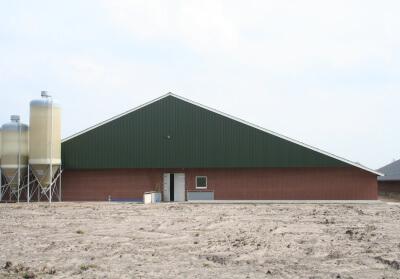 Project: 07034 Nieuwbouw varkensstal te Hengevelde