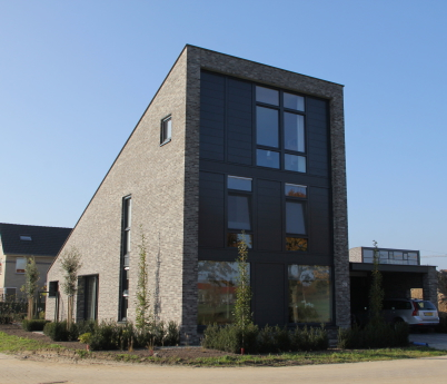 Project: 13053 Nieuwbouw woning te Borne