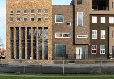 Project: 10076 Nieuwbouw geschakelde woning te Enschede