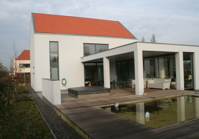 Project: 08071 Nieuwbouw woning te Arnhem