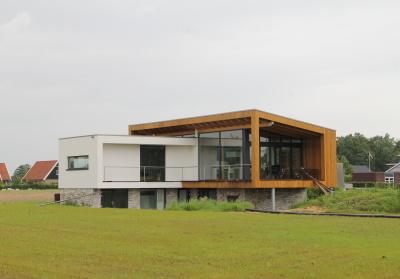 Project: 12023 Nieuwbouw woning te Almelo