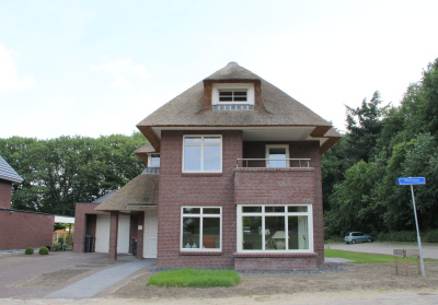 Project: 11035 Nieuwbouw woning te Lochem