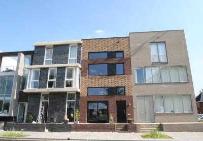 Project: 08062 Nieuwbouw geschakelde woning te Enschede