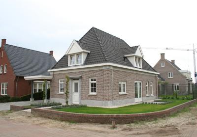 Project: 04012 Nieuwbouw woning te Haaksbergen