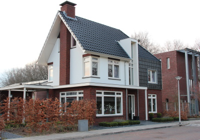 Project: 09066 Nieuwbouw woning te Enschede