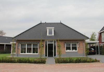 Project: 10026 Nieuwbouw woning te Delden