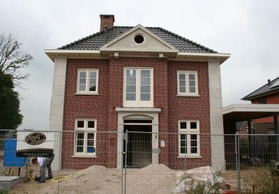 Project: 04059 Nieuwbouw woning te Haaksbergen