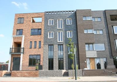 Project: 09025 Nieuwbouw geschakelde woning te Enschede